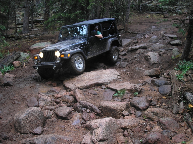 2005 Jeep Rubicon Unlimited