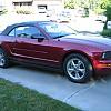 Kathy's Mustang by Steve