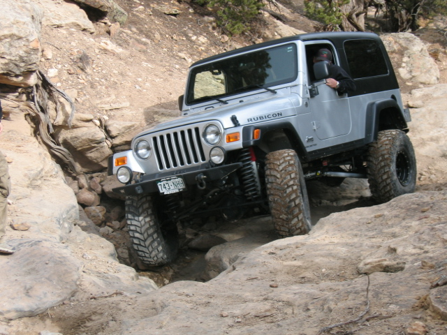 Billings Canyon 3-15-08