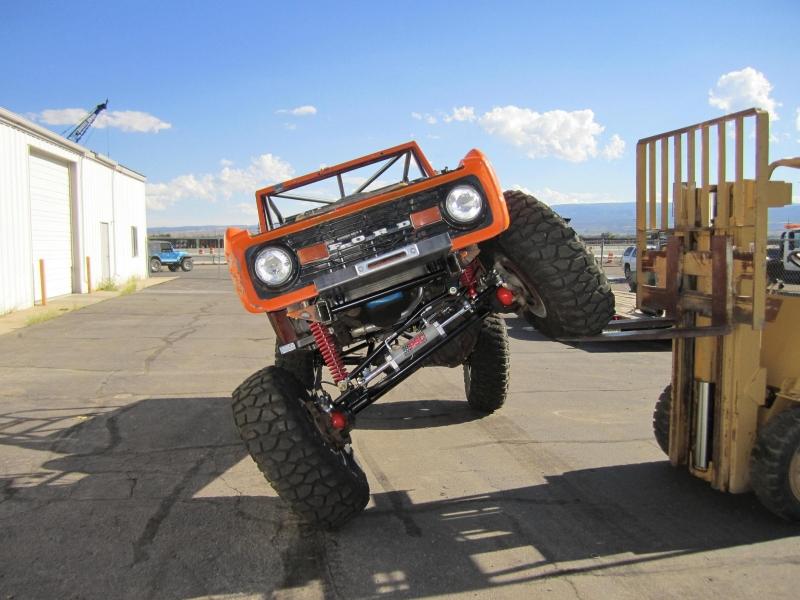 Bronco Build