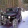 snow wheeling by landshark82