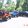 Jeeps and rig