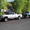 006-Truck--Jeep-in-front-o by Mark