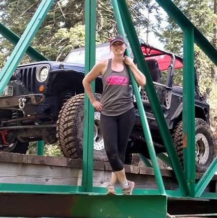 Rubicon Trail California June 2015