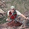 Crimson Crysalis, Red Rocks, NV