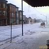 Hail near Coors Field