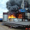 rig fire by Mikes_78CJ7