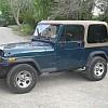 Stock Jeep