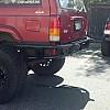 Hudfab rear bumper by BeastXJ