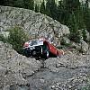 My last wheeling trip with Hurc - 08-15-2001 Holy Cross by Vertster