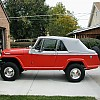 Before the Jeepster rebuild by Vertster