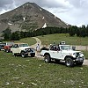 All Jeepster trail ride - Keystone to Georgia Pass by Vertster