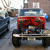 Before the Jeepster rebuild, and during.... by Vertster