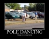Pole by Walking Eagle