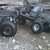 my old toyota.  kane creek trail.  moab, ut by big wheel
