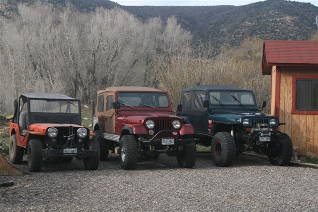 John's Jeep Junkyard