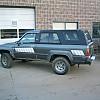 1985 4Runner - BEFORE buggy by TubeWerx