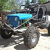 My new/old 1951 Willys buggy project 3 seater by Crawlertech4x4