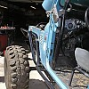 Rock sliders FJ40 by Crawlertech4x4