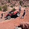 """""""Rocker Knocker"""" Prichett Canyon - Moab by Bike Guy"""