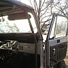 Front Jeep CJ Cage