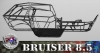 Bruiser 8.5 Chassis by Rookie