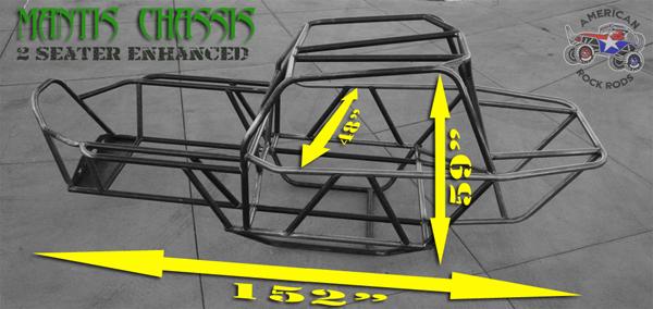 Mantis Rock Chassis
