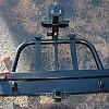 BulletProof Rear Bumper by K2GoBlue