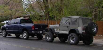 Just my tow rig