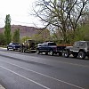 1BGDOG & IM's rigs in Moab 2007