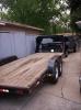 03 Pj 20' Gooseneck Trailer Dual 7k Lbs Axles