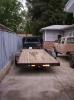 03 Pj 20' Gooseneck Trailer Dual 7k Lbs Axles by Aaron