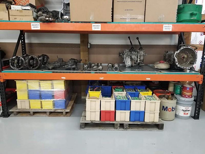 nterior heavy oily and greasy item storage 5