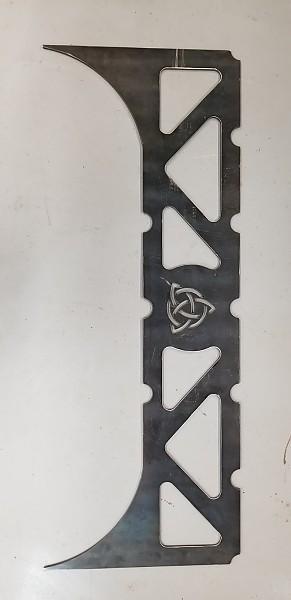 swag 50 inch finger brake build 219