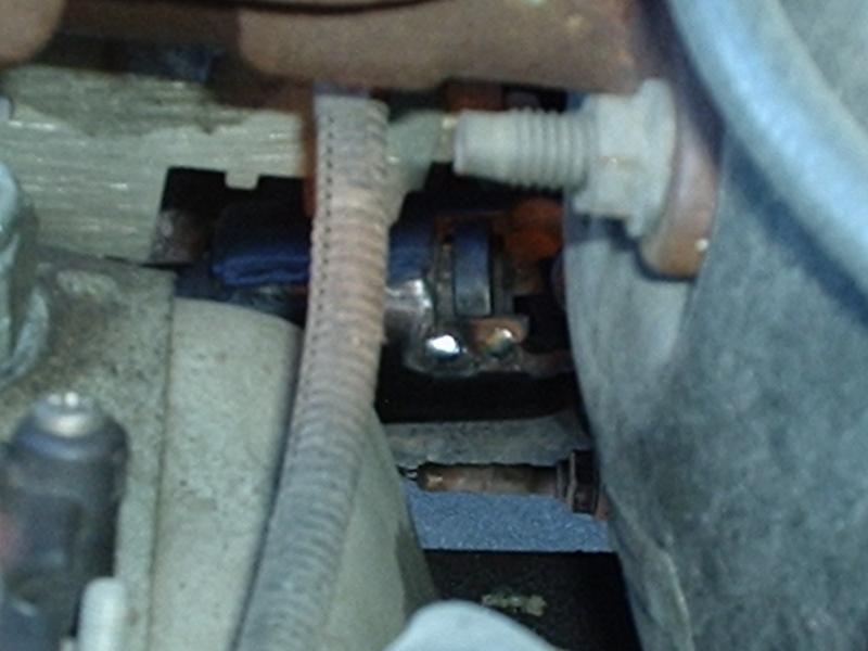 steering shaft shim