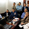 Obama Situation Room Team by Clod Hopper