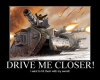 Drivemecloser by Clint