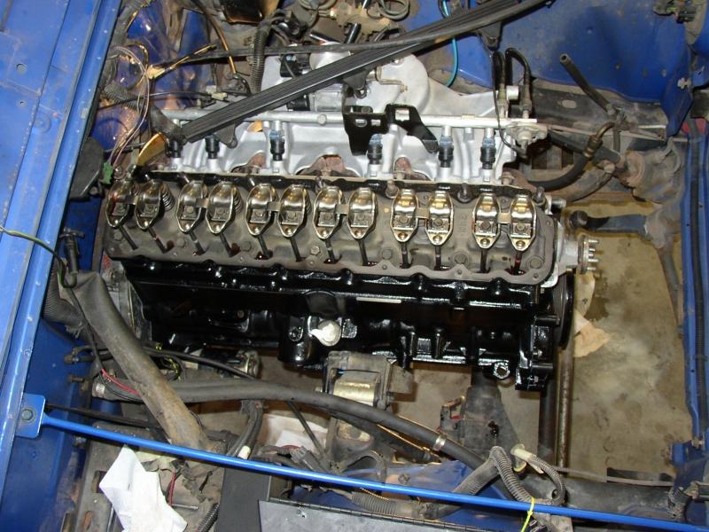 Jeep 4.6 stroker