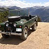 "86"" Series 1 Land Rover"