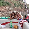 Flexy and I - chillin at the lake by MAMA