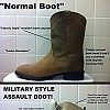 assault boot