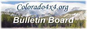 Colorado4x4.org Forums - Powered by vBulletin